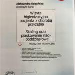 Aleksandra Sobanska certyfikat-2