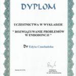 Edyta Czuchanska-Czaja certyfikat-13