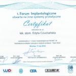 Edyta Czuchanska-Czaja certyfikat-16