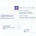 Edyta Czuchanska-Czaja certyfikat-25