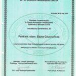 Edyta Czuchanska-Czaja certyfikat-34