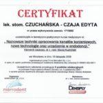 Edyta Czuchanska-Czaja certyfikat-36