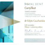 Edyta Czuchanska-Czaja certyfikat-52