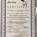 Edyta Czuchanska-Czaja certyfikat-6