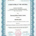 Sonia Jaroszynska certyfikat-10