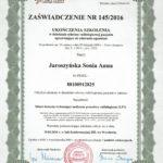 Sonia Jaroszynska certyfikat-11