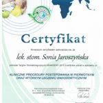 Sonia Jaroszynska certyfikat-13