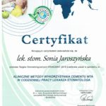 Sonia Jaroszynska certyfikat-14