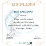 Sonia Jaroszynska certyfikat-15