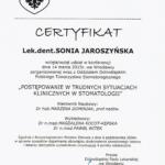 Sonia Jaroszynska certyfikat-3