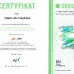 Sonia Jaroszynska certyfikat-8